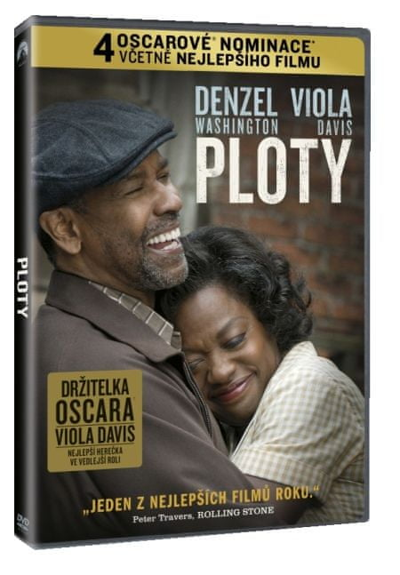 Ploty (Fences) - DVD