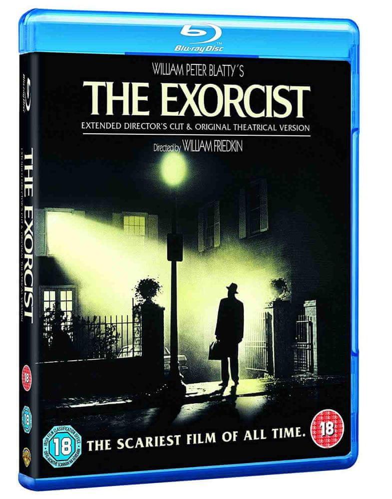 Vymítač ďábla - Prodloužená režisérská verze - Blu-ray