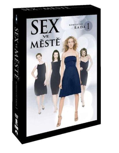 SEX VE MĚSTĚ: SEZÓNA 1 - 2 DVD