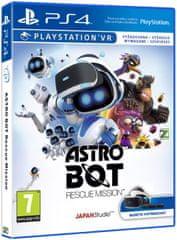 Astro Bot Rescue Mission - PS4 VR