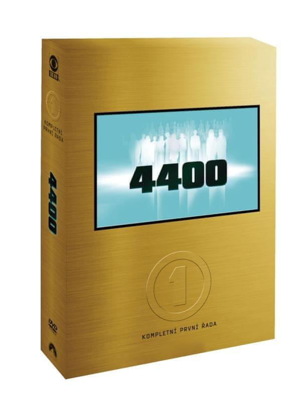 4400 - 1. série - DVD