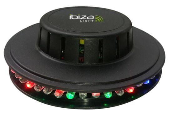 IBIZA LIGHT LED UFO-BL