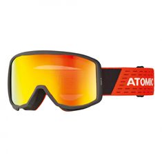 Atomic ATOMIC Brýle Atomic COUNT JR CYLINDRICAL Blk/Red 2019