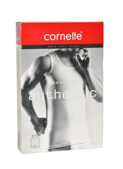 Cornette Pánský nátělník Cornette Authentic 213 4XL-5XL
