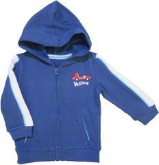 Carodel chlapecká mikina 62 modrá