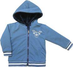 Carodel chlapecká mikina 68 modrá