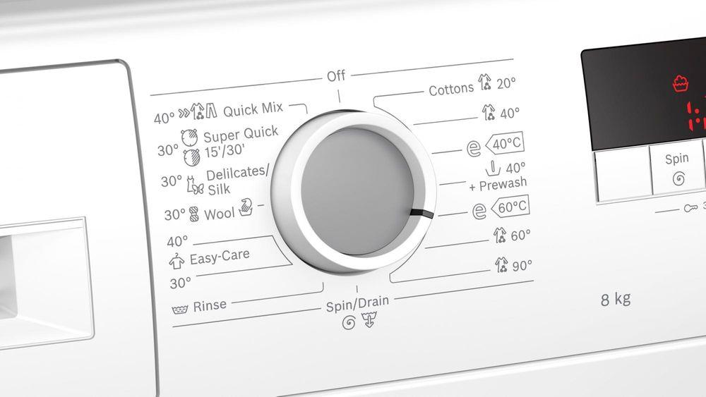 Bosch pračka WAJ24061BY - použité