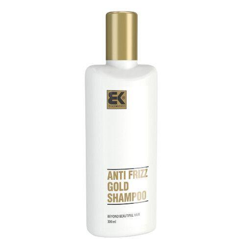 Brazil Keratin Zlatý šampon pro poškozené vlasy (Shampoo Anti-Frizz Gold) (Objem 300 ml)