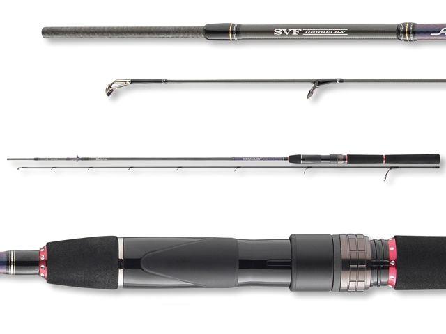 Daiwa rybářský prut TN SW AGS Jigger 2.40m 7-28g