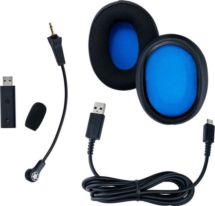 Audio-Technica ATH-G1WL - rozbaleno