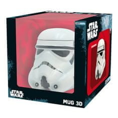 Star Wars Hrnek Stormtrooper 3D (0,35 l)