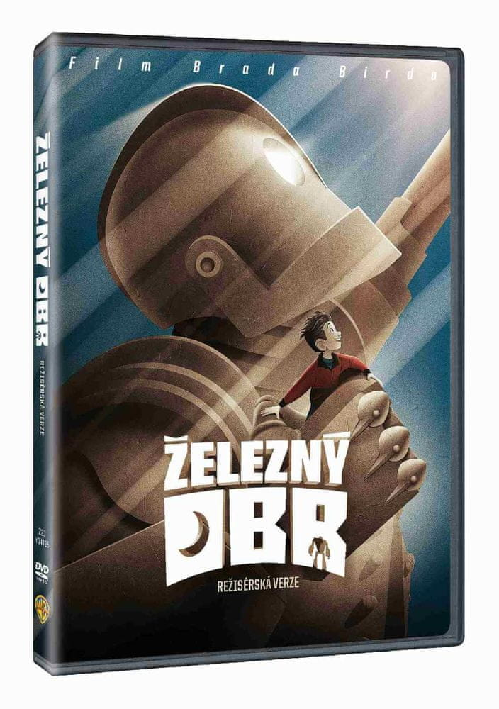 ŽELEZNÝ OBR (Režisérská verze) - DVD