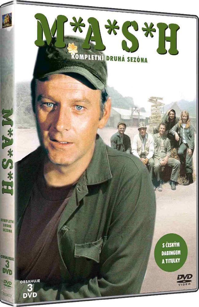 MASH (M.A.S.H.) - 2. SEZONA - DVD