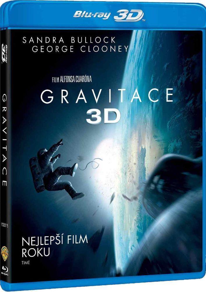 GRAVITACE - Blu-ray 3D + 2D