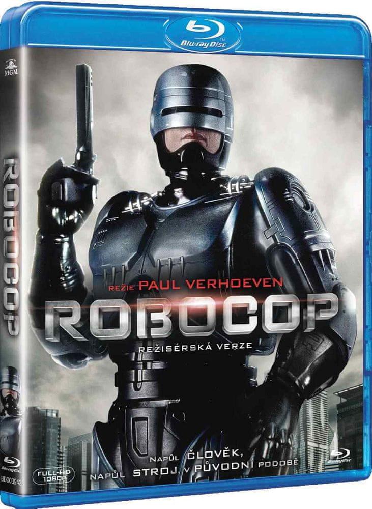 ROBOCOP (Režisérská verze) - Blu-ray