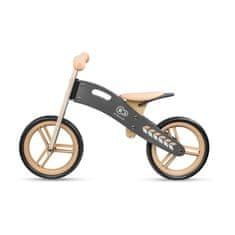 KinderKraft Balance bike Runner NATURE, kiegészítőkkel