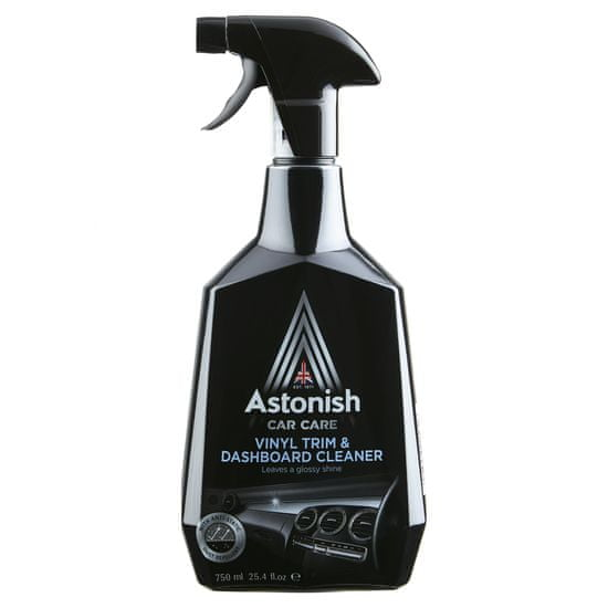 Astonish čistilo za armaturno ploščo in plastične površine, 750 ml