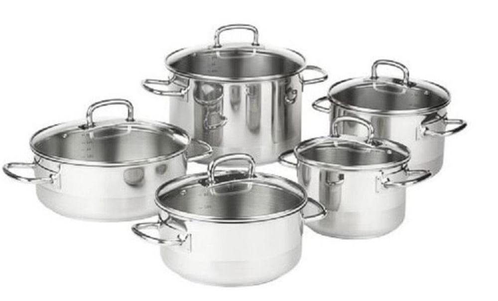 Kolimax Profesionál sada nádobí 10 dílů 160133