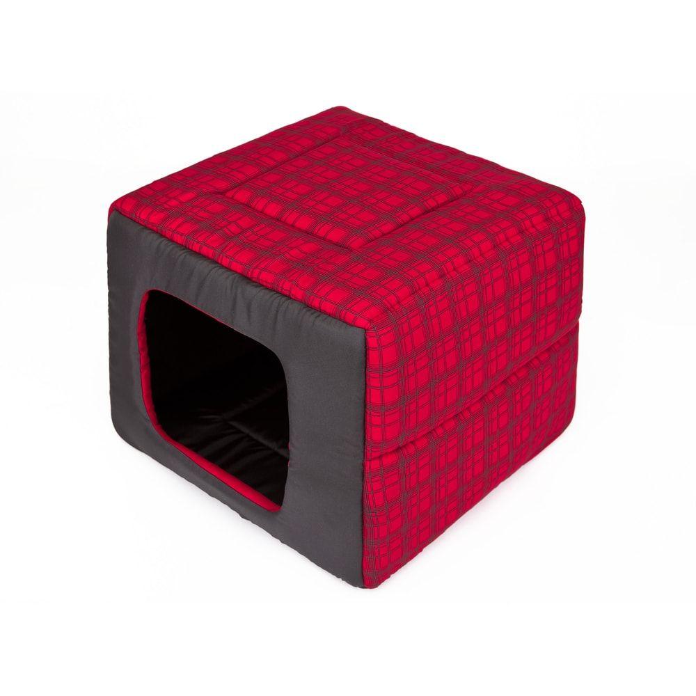 Reedog Bouda pro psa Reedog 2v1 Red - XL