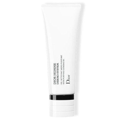 Dior Čisticí pleťový gel pro muže Homme (Micro Purifying Cleansing Gel) 125 ml