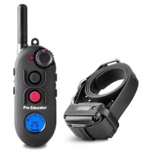 E-Collar Pro Educator PE-900 elektronický výcvikový obojek - pro 1 psa