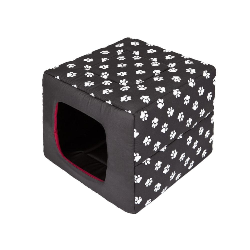 Reedog Bouda pro psa Reedog 2v1 Black - L