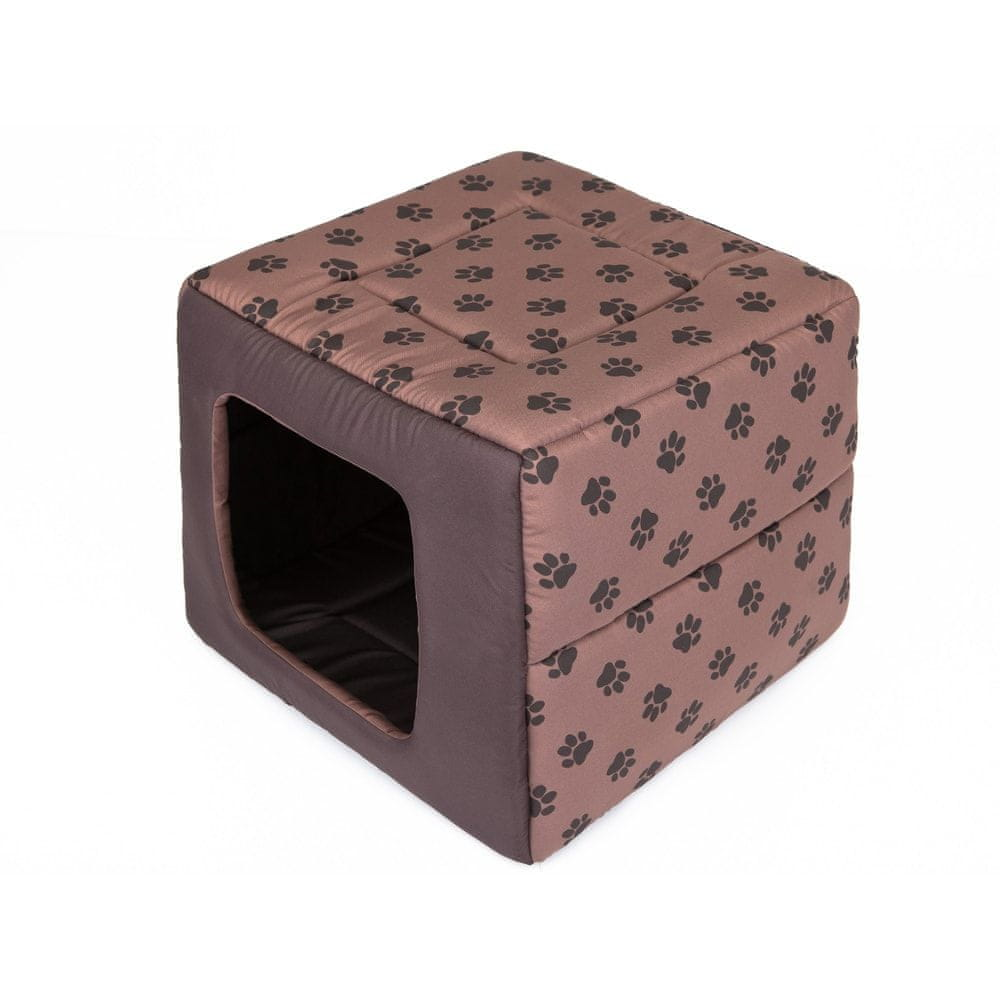Reedog Bouda pro psa Reedog 2v1 Light Brown - XL