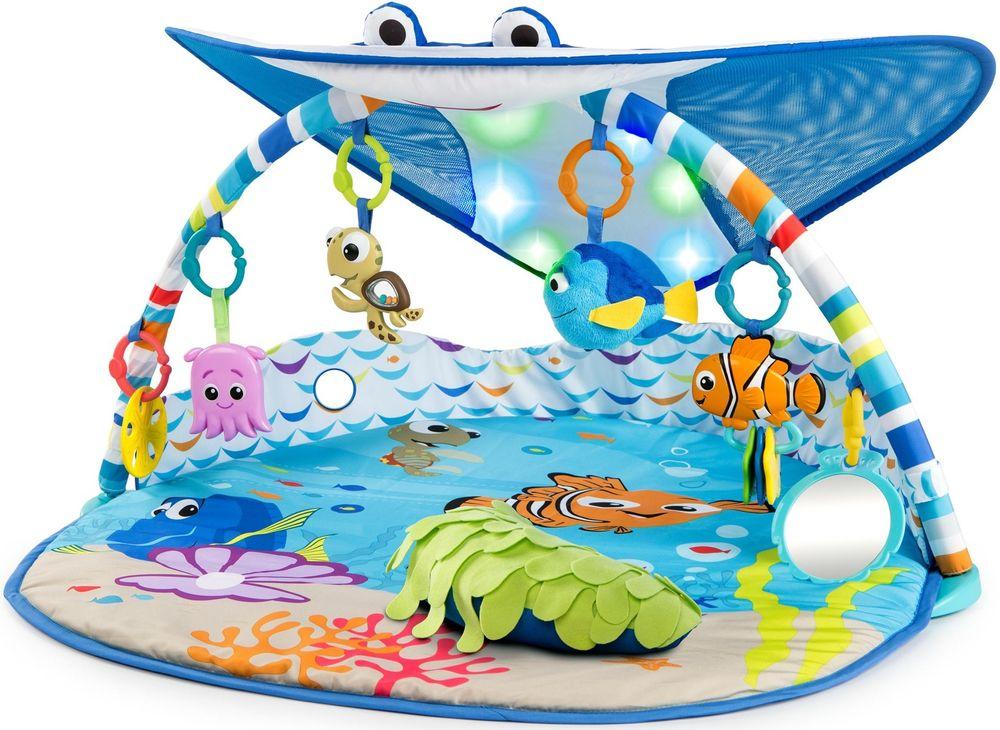 Disney Deka na hraní světelná Hledá se Nemo - Pan Rajka 0m+ 2019