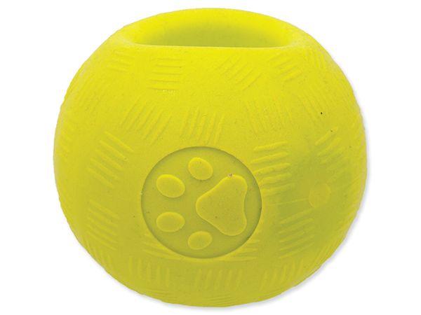 Dog Fantasy Hračka Strong Foamed míček gumový 6,3 cm