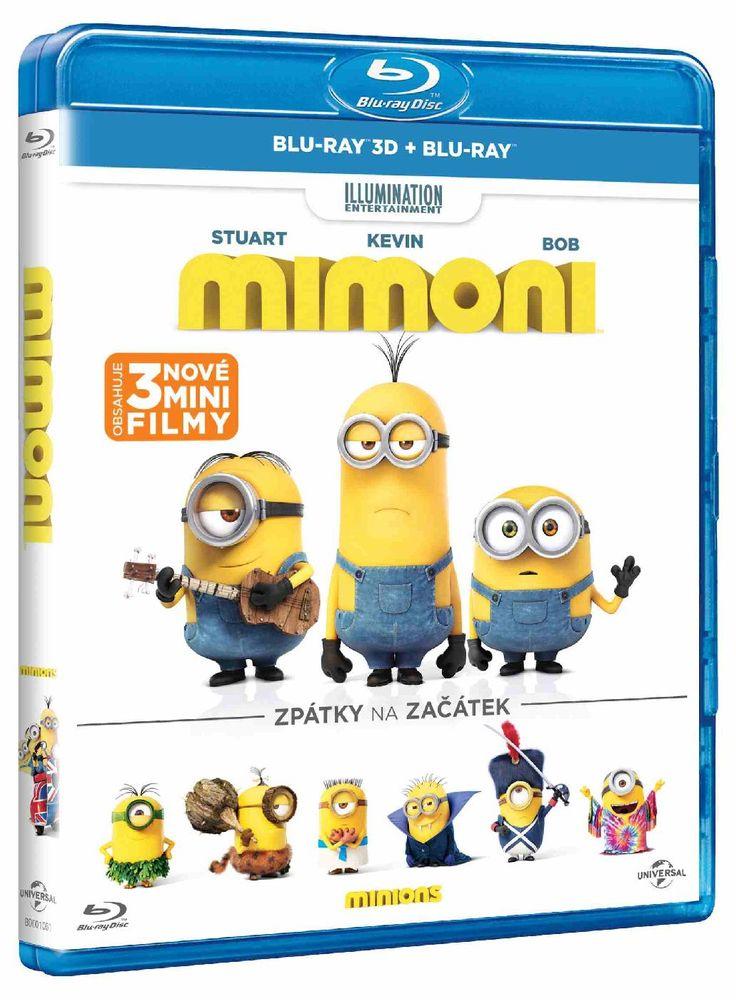 MIMONI - Blu-ray 3D + 2D