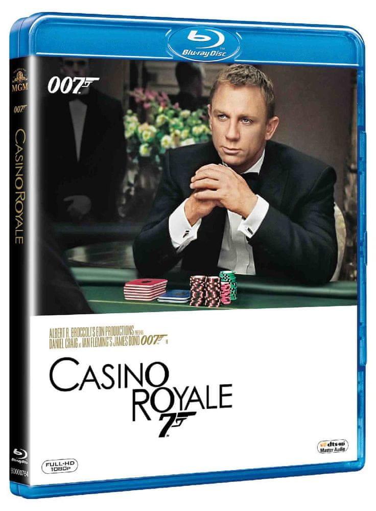 BOND - CASINO ROYALE - Blu-ray