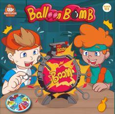 Friends Bum balon družabna igra (59137)
