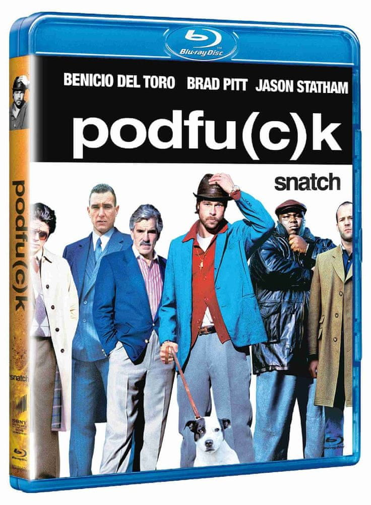 PODFUCK (Big Face) - Blu-ray