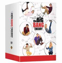 Teorie velkého třesku 1.-12. série - 36DVD