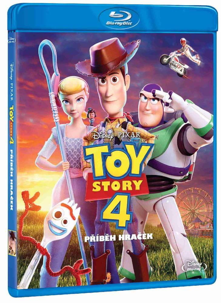Toy Story 4: Příběh hraček - Blu-ray