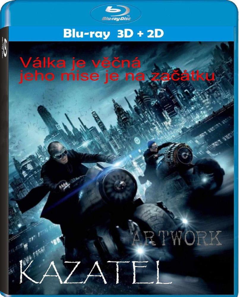KAZATEL - Blu-ray 3D+2D