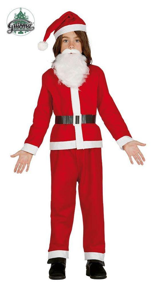Dětský kostým Mikuláš - Vánoce 5-6 let