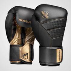 Hayabusa Hayabusa Boxerské rukavice T3 - černo/zlaté