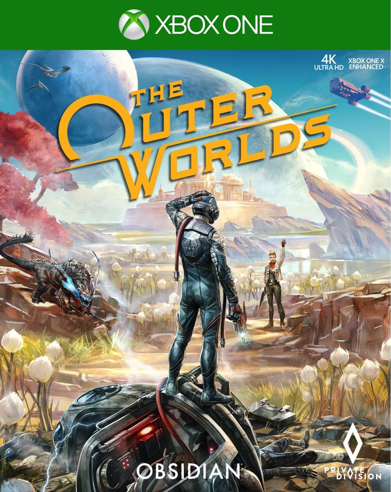 Microsoft The Outer Worlds (XONE)