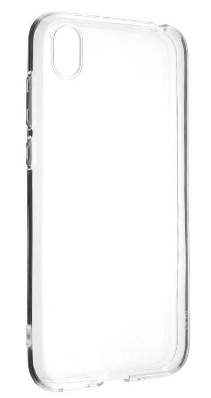 FIXED Ultratenké TPU gelové pouzdro Skin pro Honor 8S, 0,6 mm, čiré, FIXTCS-422