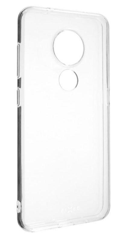 FIXED TPU gelové pouzdro pro Nokia 7.2, čiré, FIXTCC-449