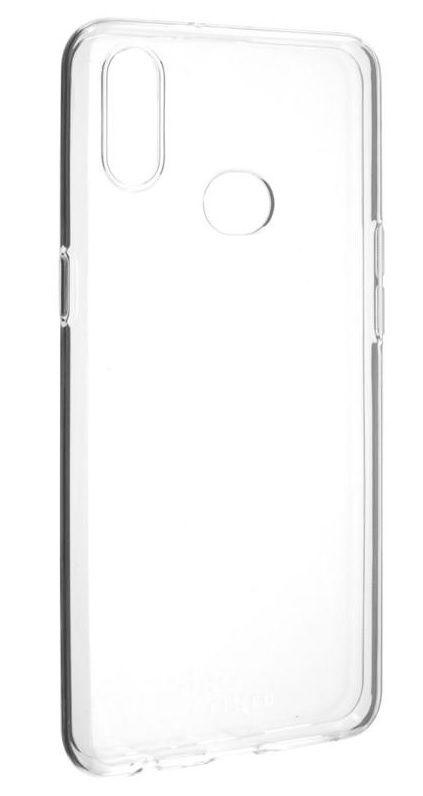 FIXED TPU gelové pouzdro pro Samsung Galaxy A10s, čiré, FIXTCC-456