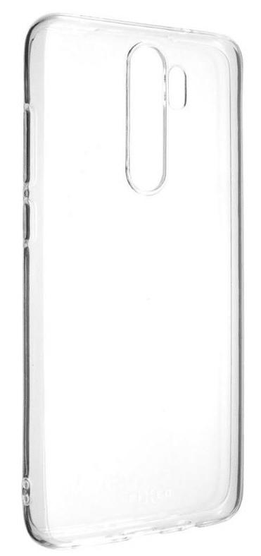 FIXED TPU gelové pouzdro pro Xiaomi Redmi Note 8 Pro FIXTCC-463, čiré - rozbaleno