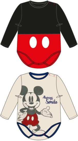 Disney gyermek body 2pack MICKEY MOUSE