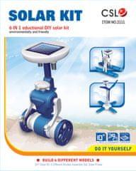 Friends robot solarni set 6 v 1 (59146)