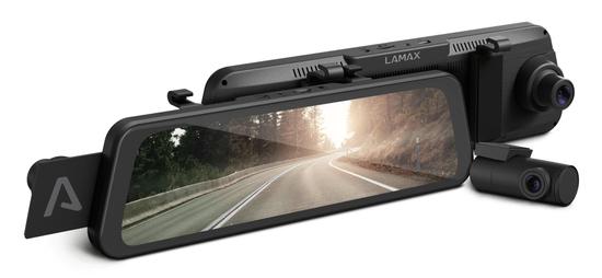 LAMAX S9 GPS Dual (radarjelentéssel)