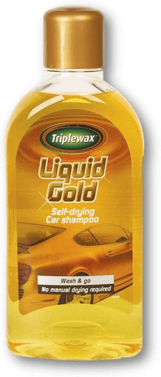 CarPlan Triplewax Liquid Gold avto šampon, 1 L