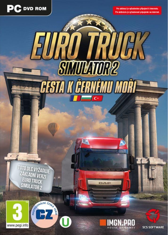 Euro Truck Simulator 2 - Cesta k Černému moři
