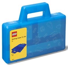 LEGO Úložný box TO-GO modrá