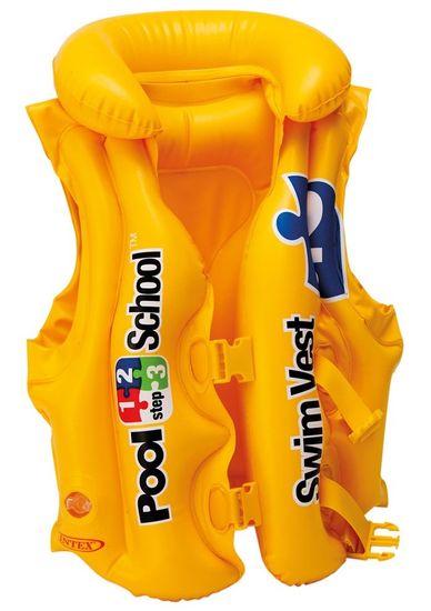 Intex plavalni jopič Pool School (58660)